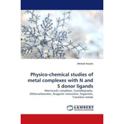 Physico-chemical studies of metal complexes with N and S donor ligands - Macrocyclic complexes, Crystallography, Dithiocarbamates, Anagostic interaction, Organotin, Transition metals