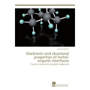 Electronic and structural properties of metal-organic interfaces - Electron donor and acceptor molecules