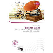 Eleanor Evans - Gilbert and Sullivan, D'Oyly Carte Opera Company, Darrell Fancourt