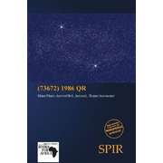 (73672) 1986 QR - Minor Planet, Asteroid Belt, Asteroid, , Trojan (Astronomy)