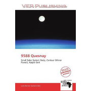 9588 Quesnay - Small Solar System Body, Centaur (Minor Planet), Kuiper Belt
