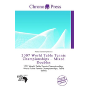 2007 World Table Tennis Championships - Mixed Doubles - 2007 World Table Tennis Championships, World Table Tennis Championships, Table tennis