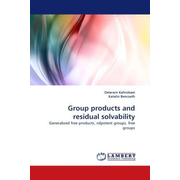 Group products and residual solvability - Generalized free products, nilpotent groups, free groups