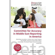Committee for Accuracy in Middle East Reporting in America