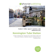 Kennington Tube Station