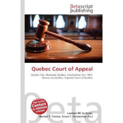 Quebec Court of Appeal