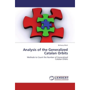 Analysis of the Generalized Catalan Orbits - Methods to Count the Number of Generalized Catalan Orbits