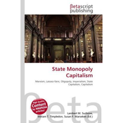 State Monopoly Capitalism