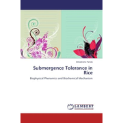 Submergence Tolerance in Rice - Biophysical Phenomics and Biochemical Mechanism