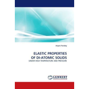 ELASTIC PROPERTIES OF DI-ATOMIC SOLIDS - UNDER HIGH TEMPERATURE AND PRESSURE