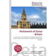 Parliament of Great Britain