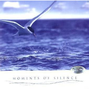 Moments of Silence, 1 Audio-CD - Entspannungsmusik mit Harfe und Panflöte