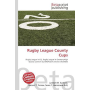 Rugby League County Cups