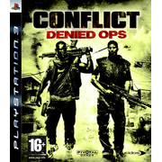Eidos Interactive Conflict: Denied Ops German PlayStation 3