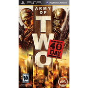 Electronic Arts Army of Two: The 40th Day PlayStation Portable (PSP)