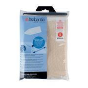 Brabantia 175824 ironing board cover Cotton Beige