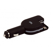 T'nB ACMPBV202 mobile device charger Black Auto