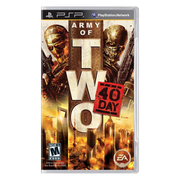 Electronic Arts Army of Two: The 40th Day, PSP English PlayStation Portable (PSP)