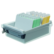 HAN Card index box A6 index card Grey 1 pc(s)