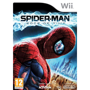 Activision Spider-Man: Edge of Time, Wii Italian