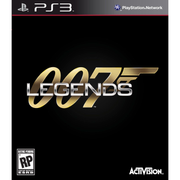 Activision 007: Legends, PS3 English PlayStation 3