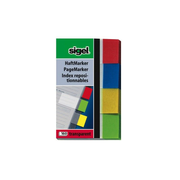 Sigel HN670 self-adhesive label Blue, Green, Red, Yellow 160 pc(s)