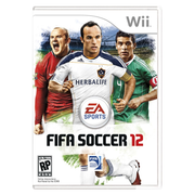 Electronic Arts FIFA 12, WII
