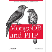 O'Reilly MongoDB and PHP software manual 80 pages