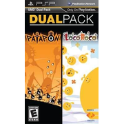 Sony Patapon + LocoRoco Dual Pack, PSP PlayStation Portable (PSP)