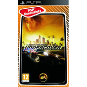 Electronic Arts Need for Speed: Undercover Essentials, PSP Dutch PlayStation Portable (PSP)