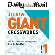 Daily Mail: Daily Mail All New Giant Crosswords 1