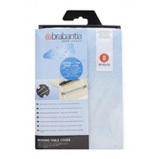 Brabantia 318160, Cotton, Foam, Blue, 490 mm, 1360 mm