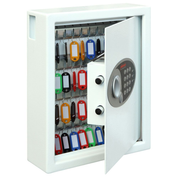 Phoenix Safe Co. Cygnus KS0032E key cabinet/organizer Metal White