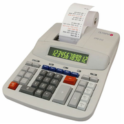 Olympia CPD 512 calculator Desktop Printing White