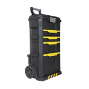 Stanley 1-79-206 small parts/tool box Black, Yellow