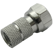 Schwaiger FST8312 201 coaxial connector F-type 50 pc(s)