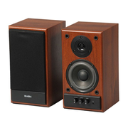 SVEN SPS-702 Black, Wood Wired 40 W
