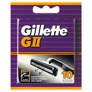 Gillette GII razor blades 10 pc(s) Men