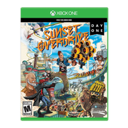 Microsoft Sunset Overdrive Day One, Xbox One English
