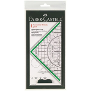Faber-Castell 177090 triangle Transparent 1 pc(s)