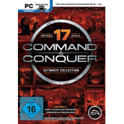 Software Pyramide Command & Conquer: The Ultimate Collection, PC Basic+Add-on English