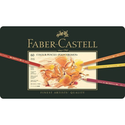 Faber-Castell 110060, Green, Wood, Multi, 60 pc(s)