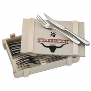 WMF 12.8023.9990 flatware set 12 pc(s) Stainless steel