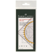 Faber-Castell 177091 triangle Transparent 1 pc(s)