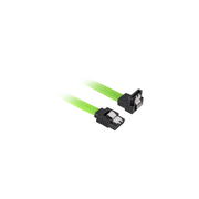 Sharkoon SATA 3, 0.6 m, SATA III, SATA 7-pin, SATA 7-pin, Male/Male, Black, Green