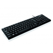 iBox IKCHK501 keyboard USB Black