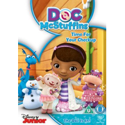 Disney Doc McStuffins: Time For Your Check-up DVD