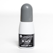 Silhouette Mint Ink Black
