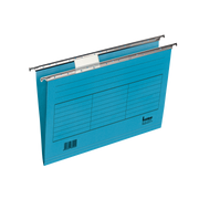 Bene 116505BL hanging folder A4 Cardboard Blue 1 pc(s)
