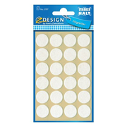 Avery 3707 furniture floor protector pad 24 pc(s) Circle